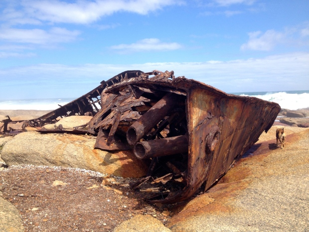 Aristea shipwreck