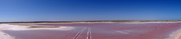 Port Nolloth Salt Pan