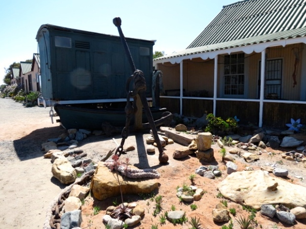 Port Nolloth museum; a treasure trove of goodies