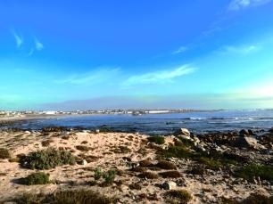 Hondeklipbaai coastline