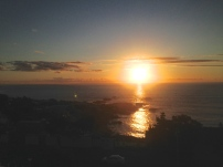 Sunset from Camps Bay