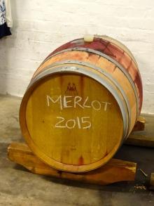 2015 Merlot. Just for us!