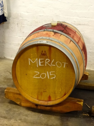 2015 Merlot. Just for us!